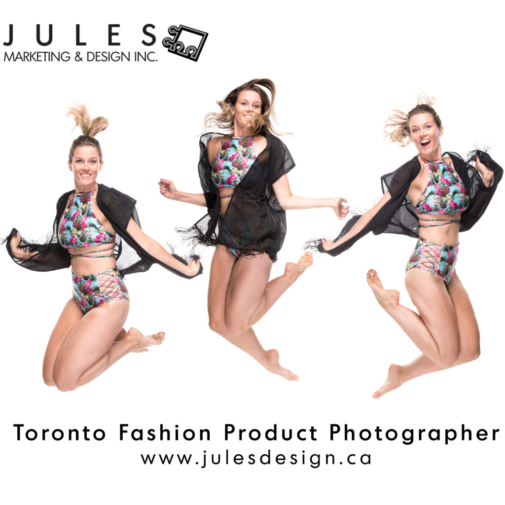 Toronto Fashion Product Photography Studio for textiles