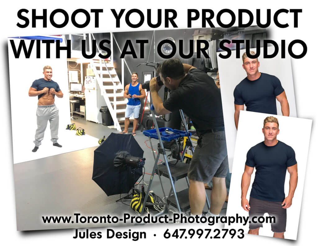 Toronto Product Photography Service with Photographer