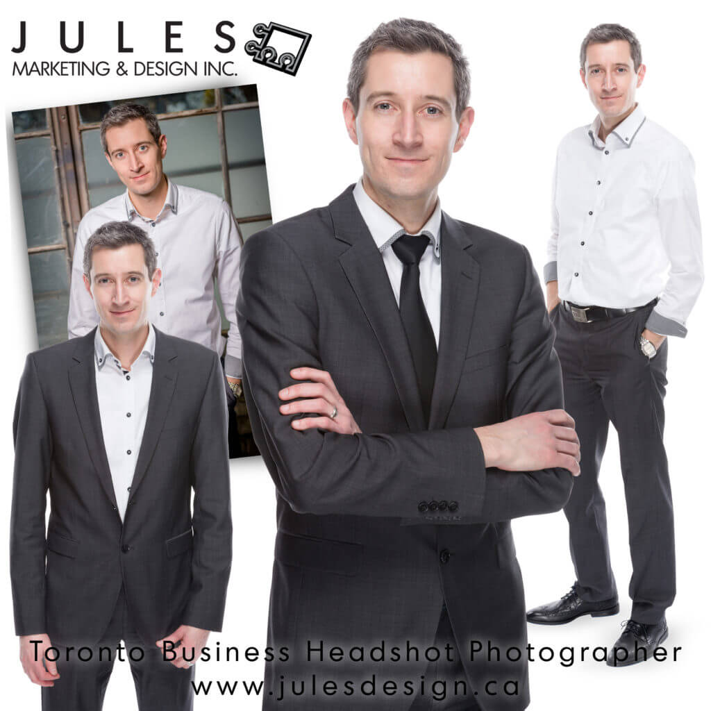Toronto Professional Realtor Portraits and Executive Headshots
